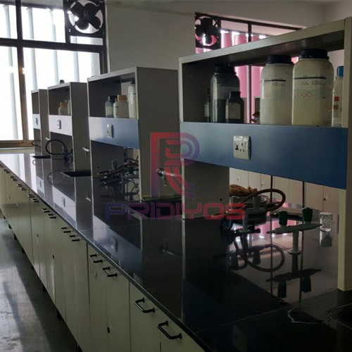 Chemistry & Physics Lab-pridiyos