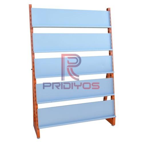 Library Rack 3-pridiyos