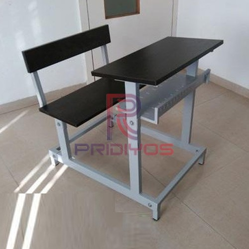 Single Seater Desk Bench-pridiyos